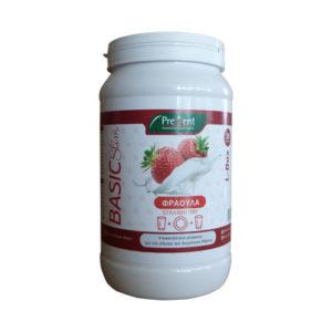 PreVent Basic Slim L-box Φράουλα