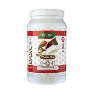 PreVent Basic Slim L-box Σοκολάτα